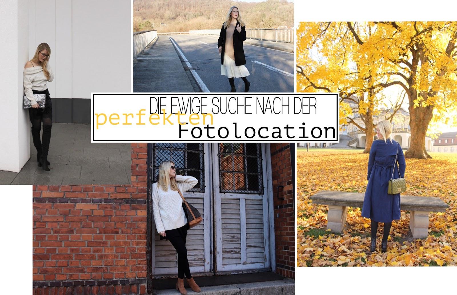 Perfekte Location für Outfitfotos finden - Die ewige Suche nach Fotohintergründen  http://www.theblondelion.com/2017/01/die-perfekte-location-fuer-outfit-fotos.html