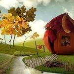 Осень в детских загадках