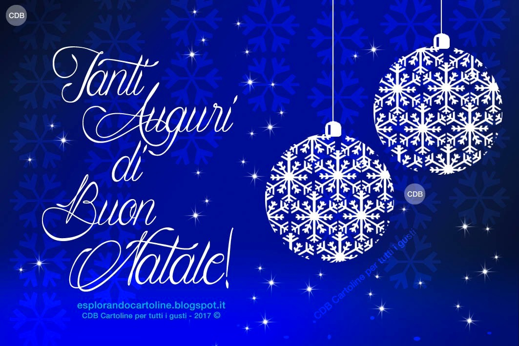 Immagini Auguri Di Natale Gratis.Cdb Cartoline Per Tutti I Gusti Cartolina Tanti Auguri Di Buon