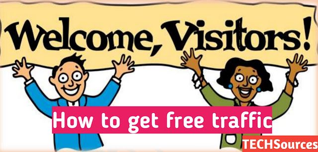How to get free visitor