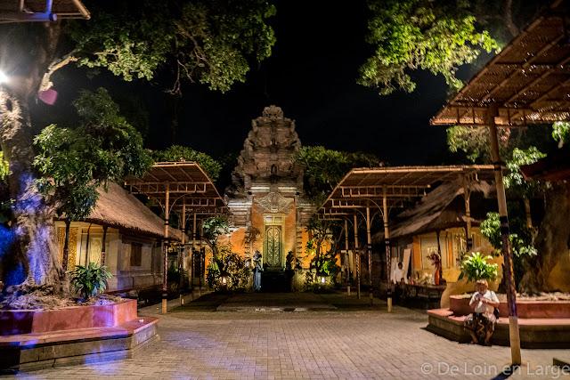 Palais d'Ubud - Ubud - Bali