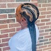 Latest Braids & Ghana-Weaving Hairstyles In 2020: Cute African Hairstyles For Beautiful Ladies