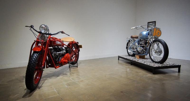 Custom Motorcycle Shops Near Me - Motor Builders