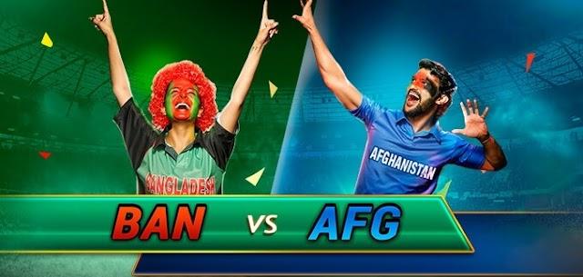 Match Report Day 1, Bangladesh vs Afganistan 1st Test, Chottagram