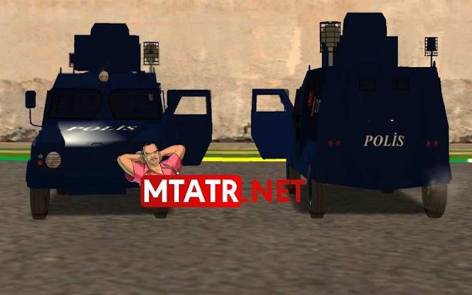 MTA SA Z17 Polis