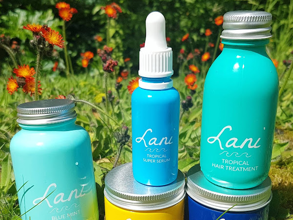 Tropical Vibes - Lani Beauty Review