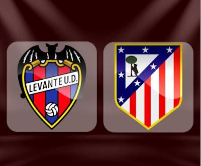 اتليتكو مدريد ضد ليفانتي