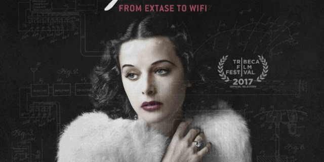 Hedy Lamarr - From Extase to Wifi