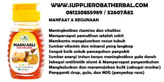 Manfaat Madu Asli Multiflora Hpai Surabaya