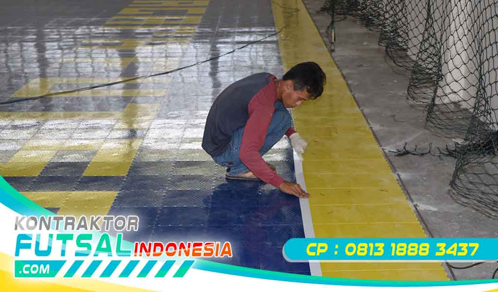 Jasa Konstruksi Lapangan Futsal
