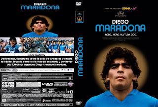 DIEGO MARADONA 2019[COVER DVD+BLU-RAY]