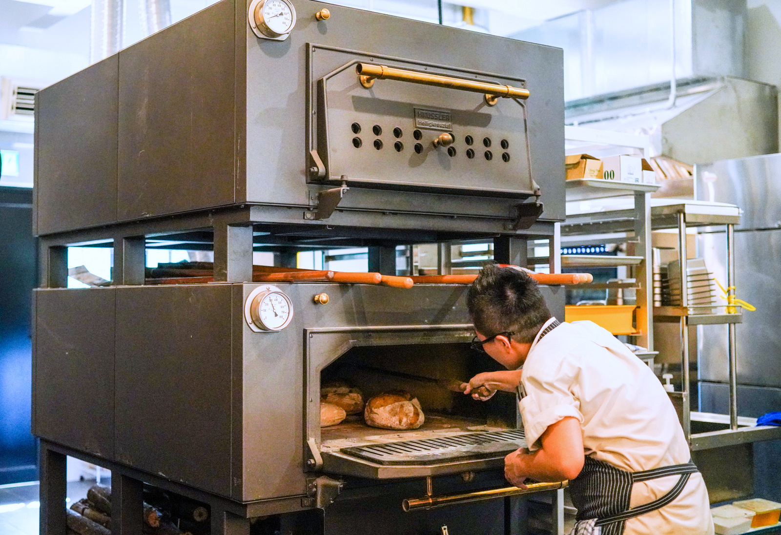Smith: Wood-Fired Oven Breadsmiths, Damansara Heights
