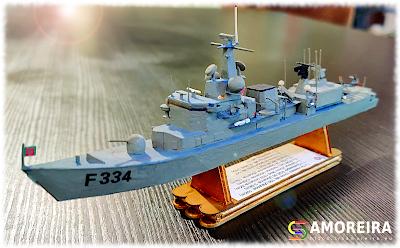 Fragata - NRP D. Francisco de Almeida (F-334)