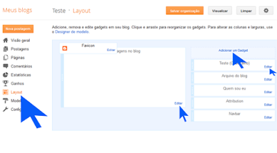 4 sites para baixar templates do Blogspot gratuitamente
