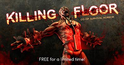 Free Steam Game Giveaway - Killing Floor