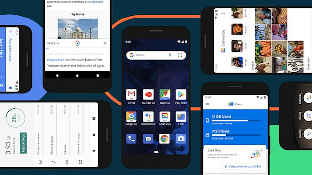 Google to release 'Android 10 Go' for less than 1.5GB RAM phones