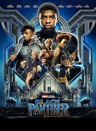 Black Panther (2018) BDRemux 1080p