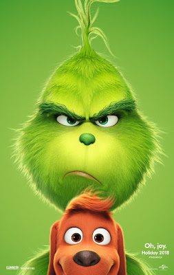 The Grinch 2018 Poster 2
