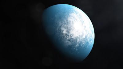 TOI fica a uma distância de 100 anos-luz da Terra e pode conter água