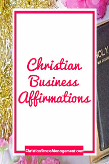 Christian business affirmations