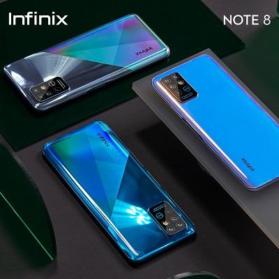 Gandeng Mobile Legends, Infinix Note 8 Kini Seutuhnya Menjadi Smartphone Gaming
