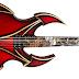 Minarik Obscura SCS - Unique Metal Guitar