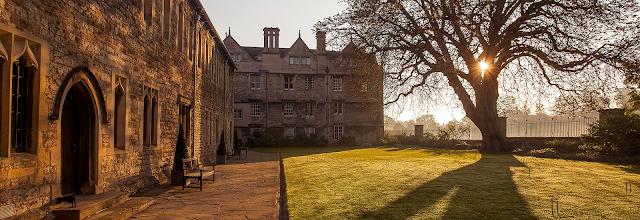 Оксфорд общежития студентов