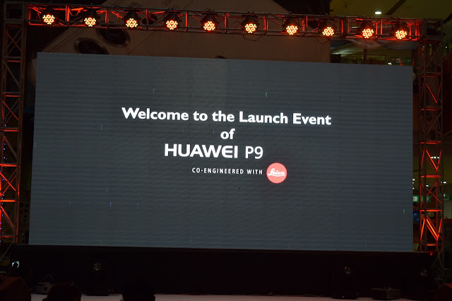 Huawei P9 Launch Event
