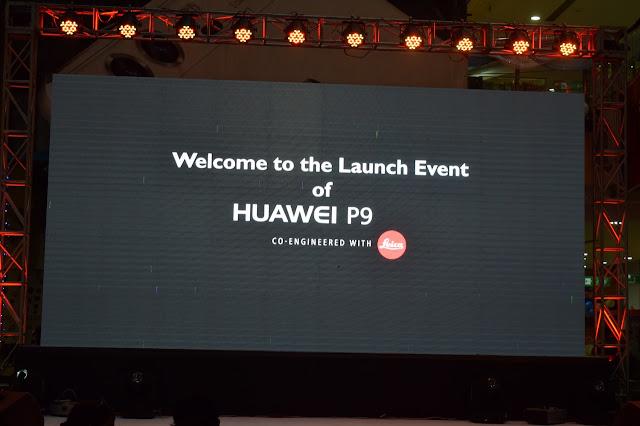 Huawei P9 Launch Event