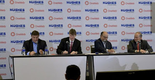 OneWeb signed MoU with Hughes Network System