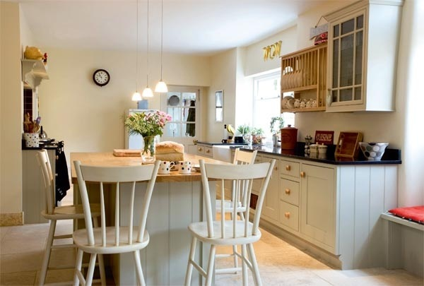 Shabby country life come progettare una cucina ad ikea for Progettare con ikea