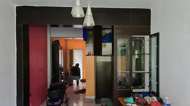 Contoh Rumah Lelong Di Cameron Highland Pahang yang dibeli pada harga RM117 ribu