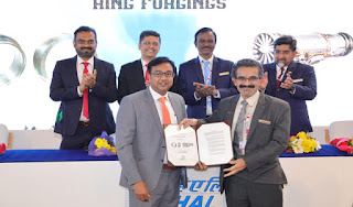 HAL signed MoU with MIDHANI