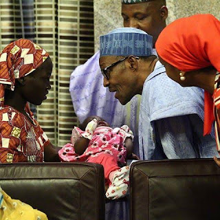No Girl in Nigeria Should Be Put Through the Brutality of Forced Marriage Says President Buhari