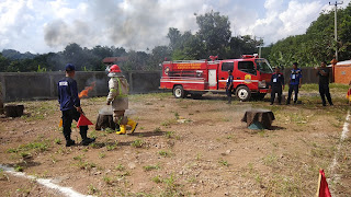 Gedung Tinggi Di Kabupaten Cirebon Berpotensi Terjadi Kebakaran, 100 Tahun Damkar Gelar Lomba