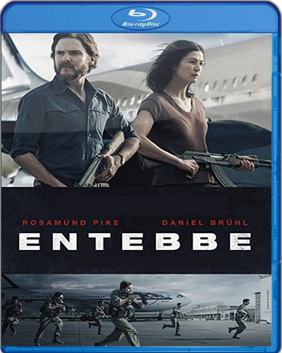 Entebbe [2018] [BD25] [Subtitulado]