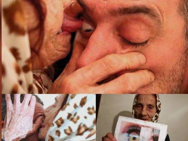 Lihat Cara Unik Nenek 80 Tahun Ini Sembuhkan Kebutaan Pasiennya