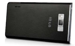 HP LG Optimus L7 P705