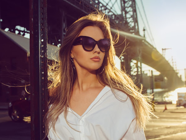 Sunglasses: why they should be worn all year round.