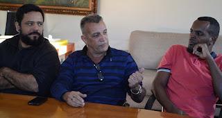Jaime Medeiros, pres. do Grêmio, enfatiza apoio do prefeito à instituição em suas gestões à frente da Prefeitura