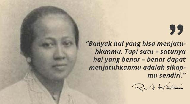 Perjuangan RA Kartini