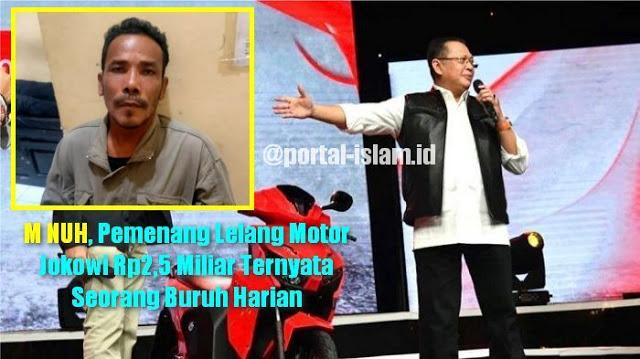 Melihat Sisi Spiritual Kasus 'Prank' Konser Lelang Motor Jokowi: Ketika Ramadhan Tidak Dihormati