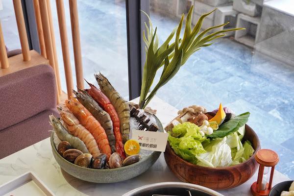 台南東區美食【花花世界鍋物】餐點介紹-收集癖的蝦鍋