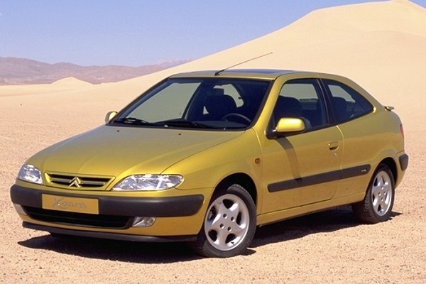 Ficha Técnica Citroën Xsara VTS 2.0 16v (1999)
