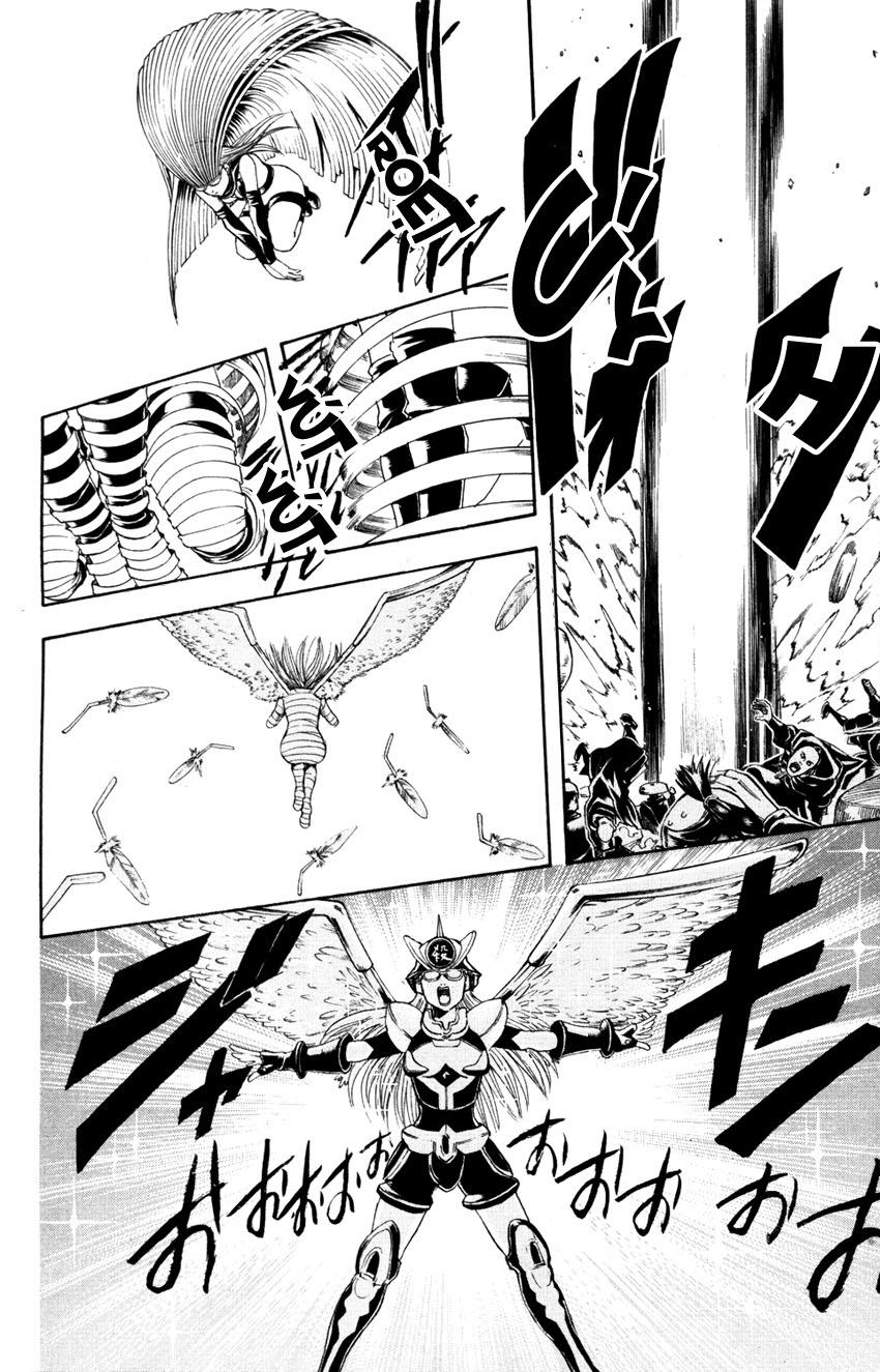 Gintama Chap 321 page 17 - Truyentranhaz.net