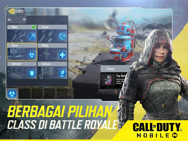 Call of Duty: Mobile - Garena v1.6.8 APK + DATA
