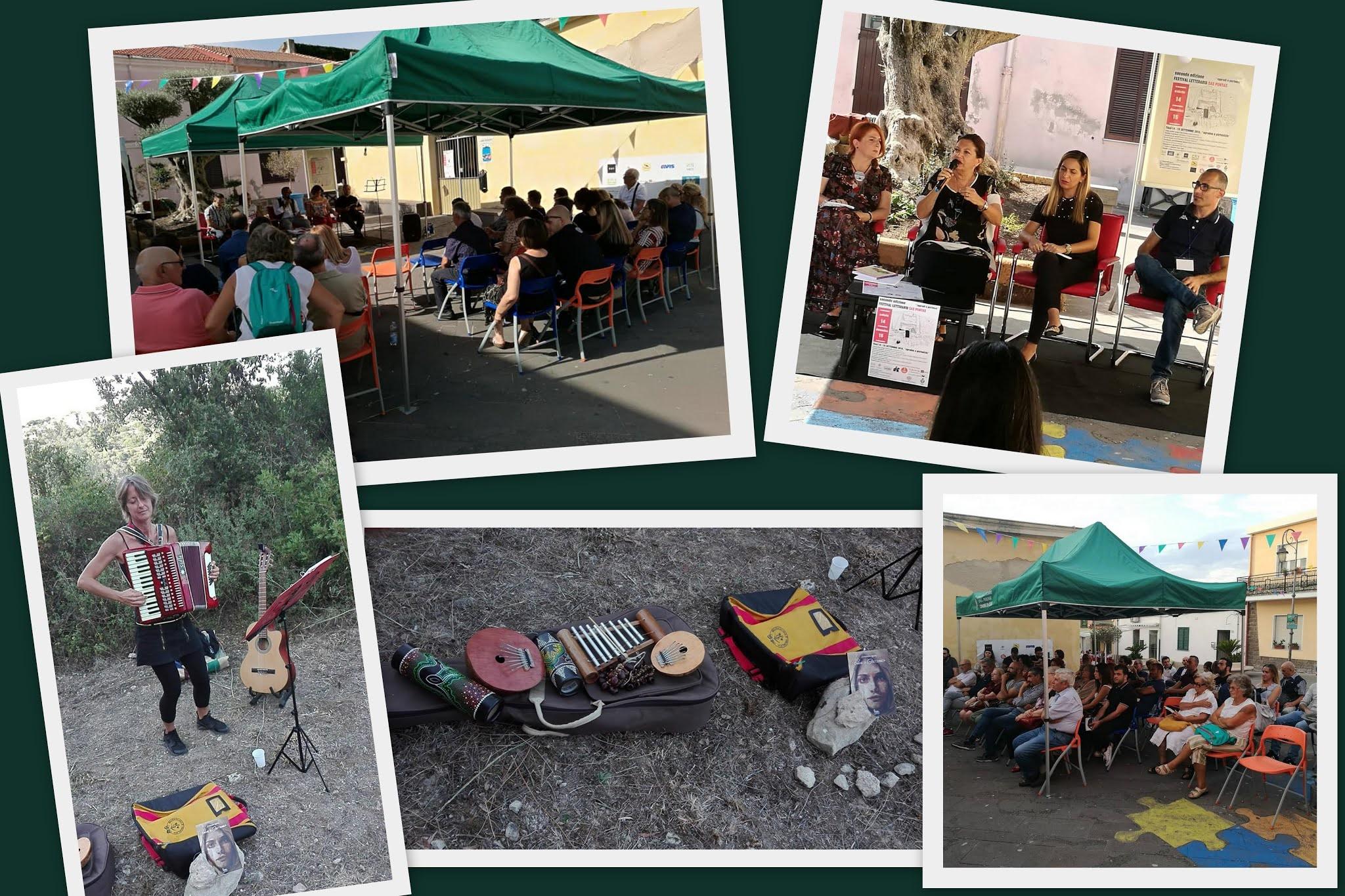 Rinviato al 2021 il Festival Letterario Sas Puntas
