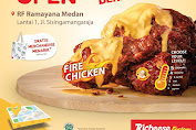Richeese Factory Promo Now Open RF Ramayana Medan