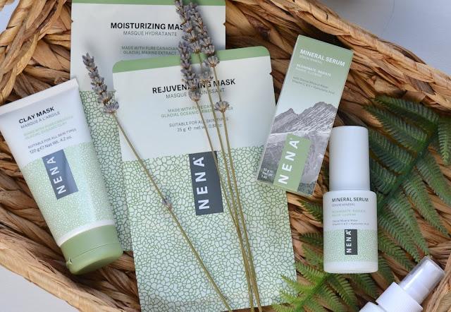 nena skincare collection