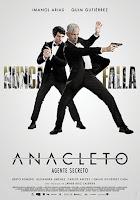 Anacleto: Agente secreto (2015) online y gratis